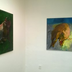 Exhibition / Jáma 10 Gallery
